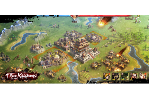 Tips And Tricks To Quickly Conquer Three Kingdoms: Epic ...