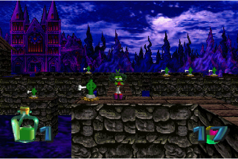 Bug Too! Screenshots for SEGA Saturn - MobyGames