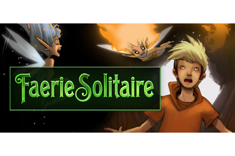 Save 90% on Faerie Solitaire on Steam