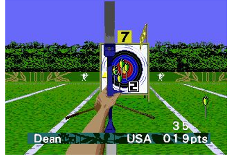 Olympic Summer Games: Atlanta 1996 - Symbian game. Olympic ...