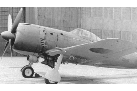 Nakajima Ki-84 The Best Japanese Fighter Of WWII – The ...