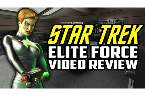Retro Review - Star Trek: Voyager Elite Force PC Game ...