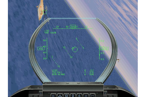 U.S. Navy Fighters Download (1994 Simulation Game)