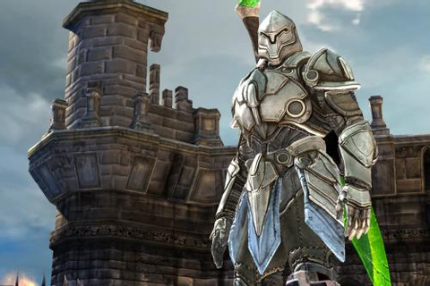 Epic Games Launches 'Infinity Blade' - an Unreal-Based ...