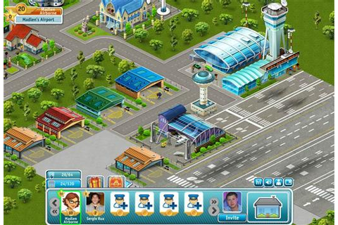 Airport City - Online Games List