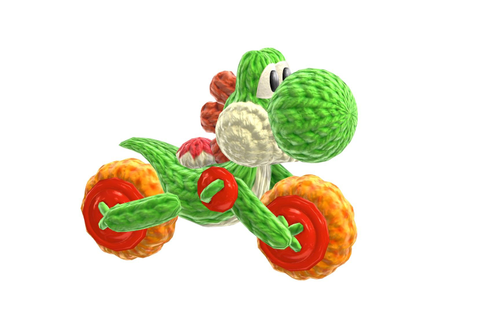 Yoshi's Woolly World | Mario Kart/Video Games | Pinterest ...