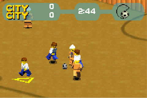 LEGO Football mania - Symbian game. LEGO Football mania ...