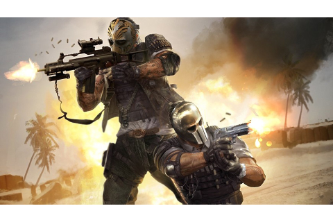 Army Of Two: The Devil's Cartel Full HD Wallpaper and ...