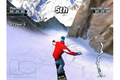 Supreme Snowboarding Game ~ OPA Games