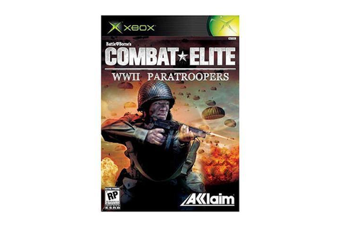 Combat Elite: WWII Paratroopers XBOX game Acclaim - Newegg.com