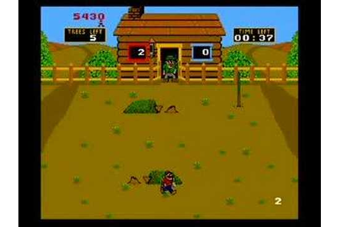 Timber (Midway Arcade Collection Vol. 2) (7/16/06) - YouTube