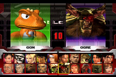 Download PC Games: Tekken 3 With All Unlock Players
