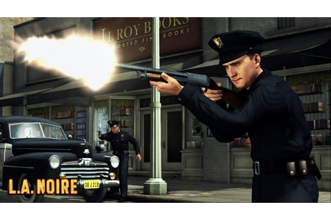 "L.A. Noire: Game Movie ""Patrol Desk"" (PC 4K) - YouTube"