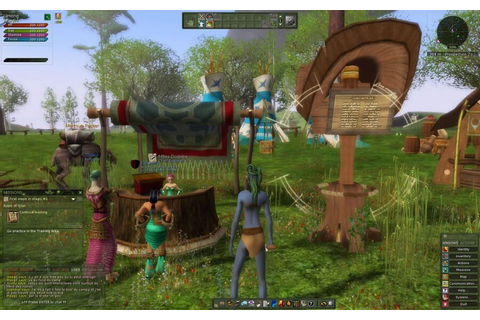 Download Ryzom MMO, free-to-play, with optional ...