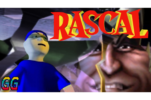 PS1 Rascal 1998 PLAYTHROUGH (100%) - YouTube