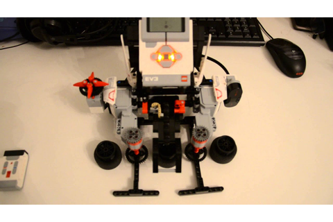 Lego Mindstorms EV3 EV3GAME - YouTube