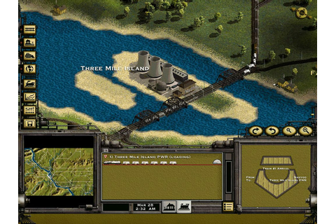 Railroad Tycoon 2 Platinum - Download - Free GoG PC Games