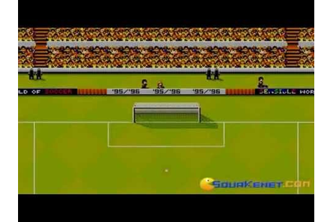 Sensible World of Soccer ECE gameplay (PC Game, 1995 ...