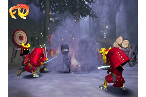 Free Download Game Mini Ninjas PC Full Version - Download ...