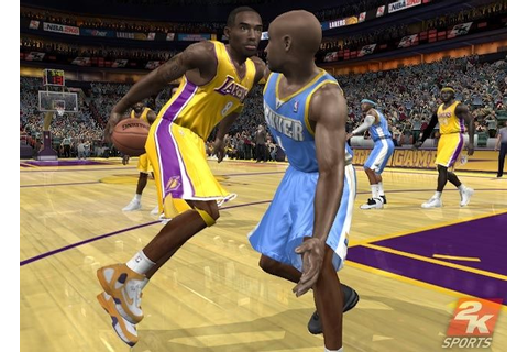 NBA 2K6 Screenshots - Video Game News, Videos, and File ...
