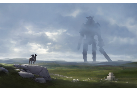 Shadow of the Colossus Wallpaper (67+ images)