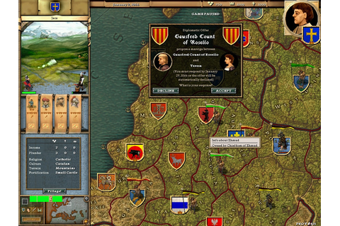 Crusader Kings Complete - Download - Free GoG PC Games