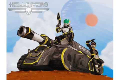 Helldivers | Arrowhead