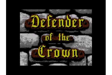 Let's Play Defender of the Crown NES game NES Marathon #10 ...