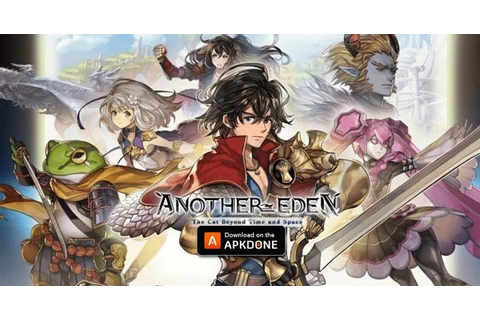 Another Eden MOD APK 1.9.100 (God Mode) for Android - Download