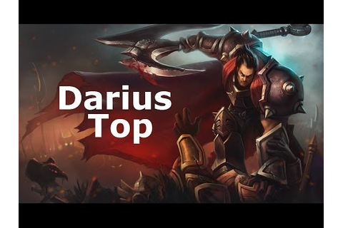 [S4/D1] Darius Top, Full Game Commentary! - YouTube