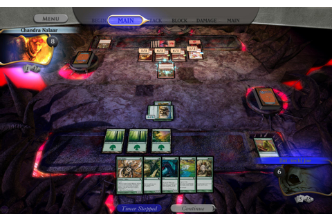 Gathering Duels of the Planeswalkers review Magic: The Gathering Duels ...