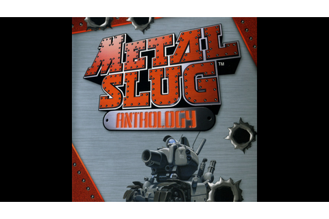 METAL SLUG ANTHOLOGY™ Game | PS4 - PlayStation