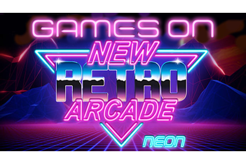NEW Retro Arcade - Neon: First look at what this can do ...