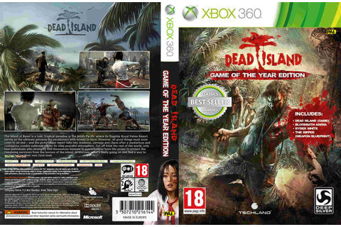 HARD GAMESS: DEAD ISLAND Game of the yer edition /XBOX 360 ...