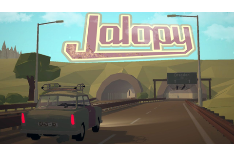 Jalopy - GOING OFF ROADING! - Jalopy Gameplay Part 1 (Game ...