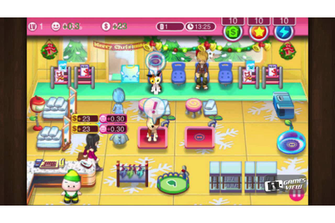 Pretty Pet Salon Seasons - iPhone Game Preview - YouTube