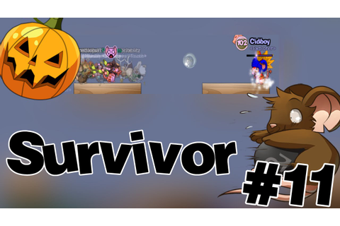 TRANSFORMICE: SURVIVOR GAME PLAY #11 | CIDBOY - YouTube