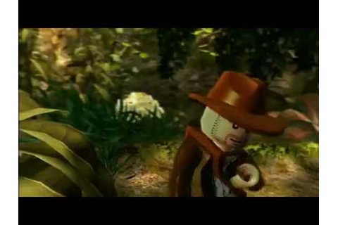 Lego Indiana Jones : La Trilogie Originale PS3 - YouTube