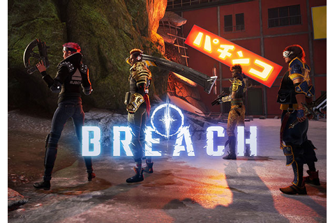 Breach | MMOHuts