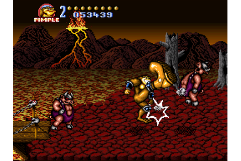 Battletoads in Battlemaniacs Screenshots | GameFabrique