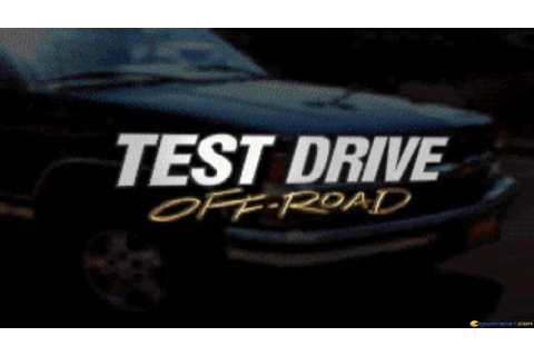 Test Drive Off Road gameplay (PC Game, 1997) - YouTube