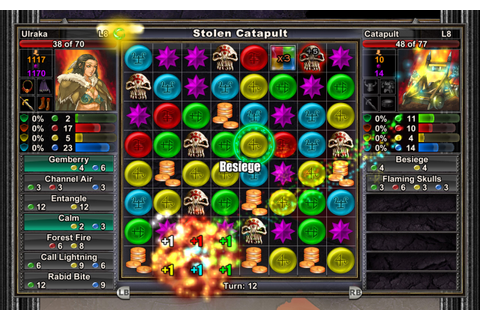 All Gaming: Download Puzzle Quest 2 (pc game) free