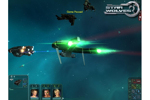 Download Star Wolves Full PC Game