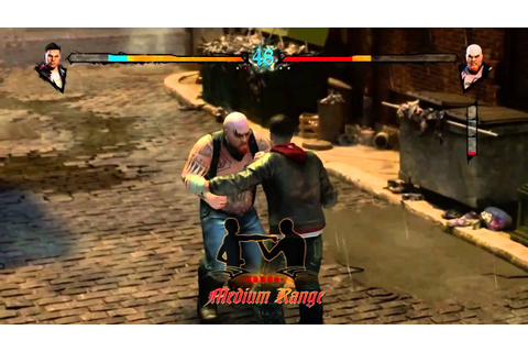 Fighters Uncaged - Kinect (Xbox360) Gameplay - YouTube