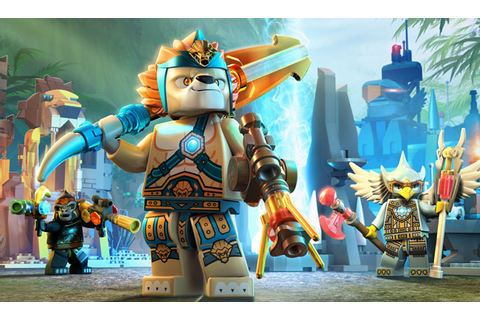 Was Online Game LEGO LEGENDS OF 'CHIMA' Named After An ...