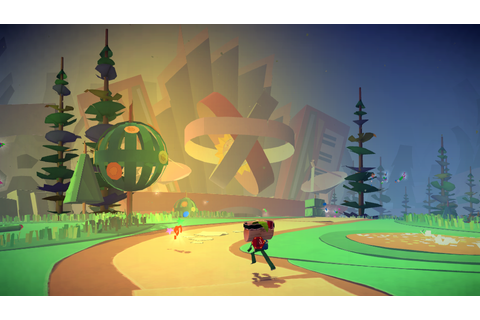 tearaway game by Media Molecule, great art! | Cel Shaded ...