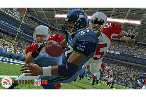 Madden NFL 08 Game - Free Download Full Version For PC