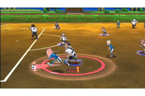 Inazuma Eleven Strikers 2012 Xtreme WII ISO Download ...