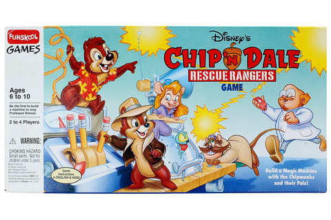 Chip N Dale Rescue Rangers Chip n dale rescue rangers ...