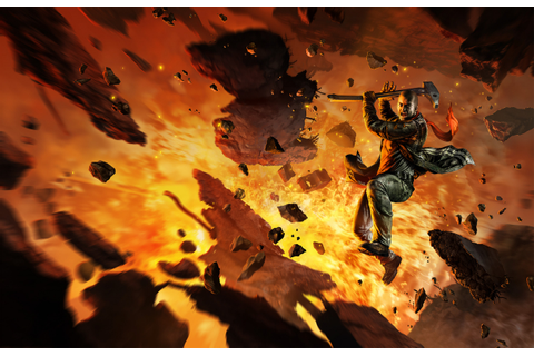 Red Faction Guerrilla Re-Mars-tered (PS4 / PlayStation 4 ...